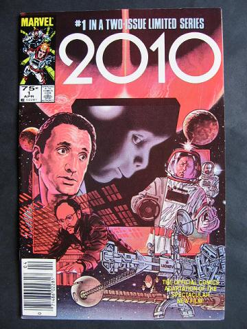 2010 #1-2 Complete mini-series