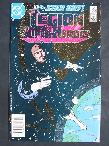 Legion Of Super-Heroes (1980 series) #306