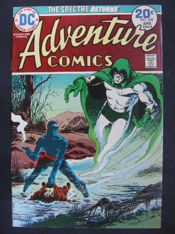 Adventure Comics #432 The Spectre