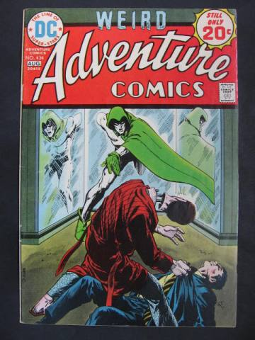Adventure Comics #434 The Spectre