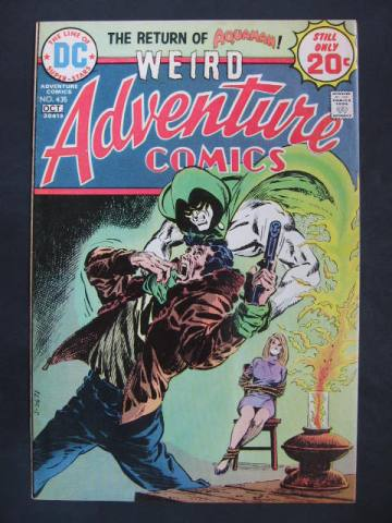 Adventure Comics #435 The Spectre