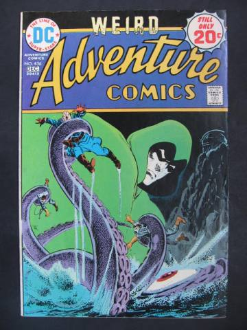 Adventure Comics #436 The Spectre