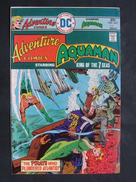 Adventure Comics #441 Aquaman