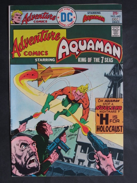 Adventure Comics #442 Aquaman