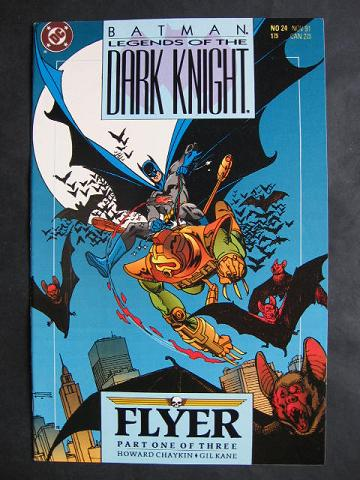 Batman Legends of the Dark Knight  #24-26 Set of 3 comics