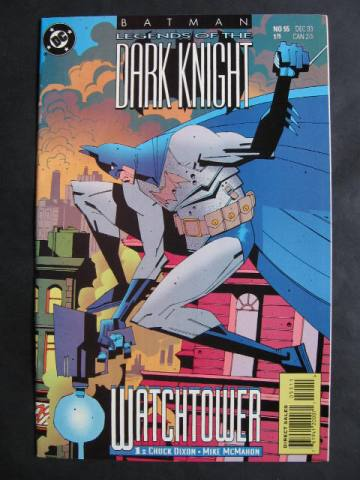 Batman Legends of the Dark Knight  #55-57 Set of 3 comics