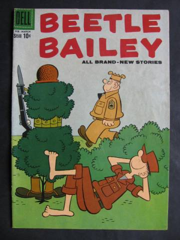 Beetle Bailey (1953 series) #19
