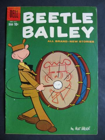 Beetle Bailey (1953 series) #20