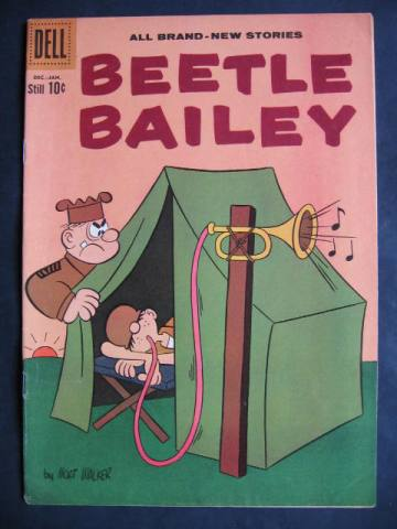 Beetle Bailey (1953 series) #30