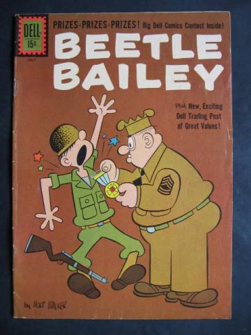 Beetle Bailey (1953 series) #33