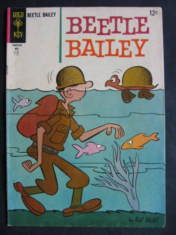 Beetle Bailey (1953 series) #49