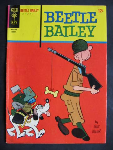 Beetle Bailey (1953 series) #50