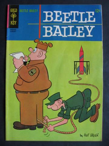 Beetle Bailey (1953 series) #52