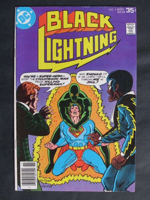 Black Lightning (1977 series) #5