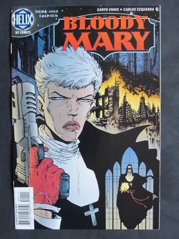 Bloody Mary #1-4 Complete mini-series