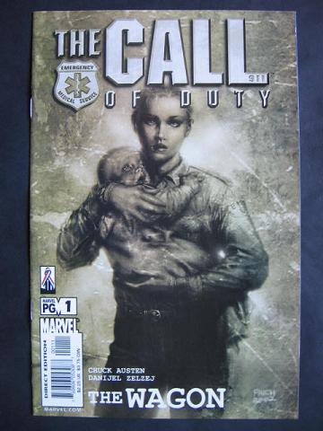 The Call Of Duty: The Wagon #1-4 Complete mini-series