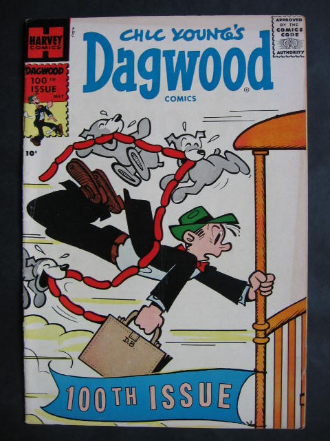 Dagwood #100 Anniversary issue