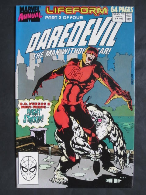 Daredevil (1964 series) Annual  #6