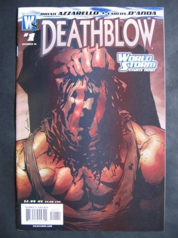 Deathblow (2006) #1-5 Complete mini-series