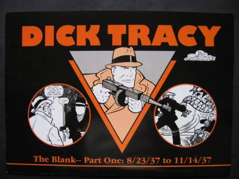 Dick Tracy  #3-4: The Blank - Set of 2 comics