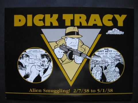 Dick Tracy  #5: Alien Smuggling