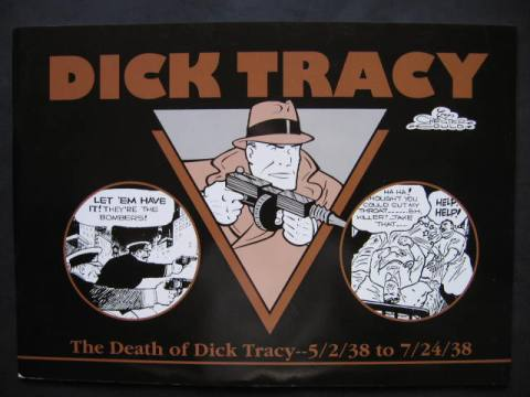 Dick Tracy  #6: 'The Death Of Dick Tracy'