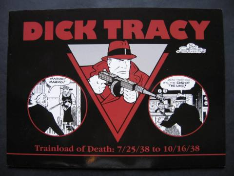 Dick Tracy  #7: Trainload Of Death