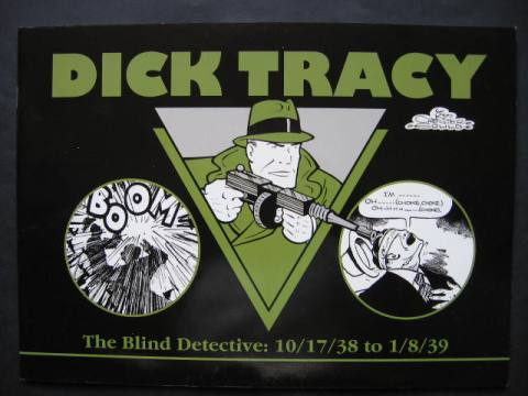 Dick Tracy  #8: The Blind Detective