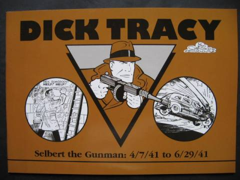 Dick Tracy #14: Selbert The Gunman