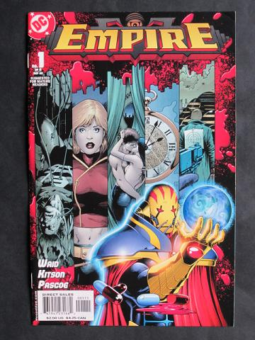 Empire #1-6 Complete mini-series