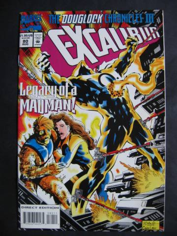 Excalibur (1988 series)  #80