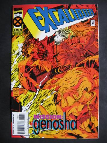 Excalibur (1988 series)  #86