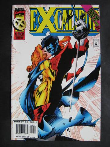 Excalibur (1988 series)  #89