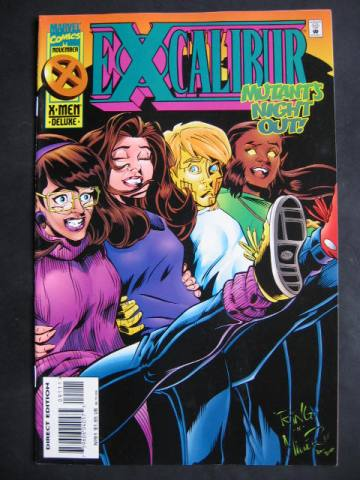 Excalibur (1988 series)  #91