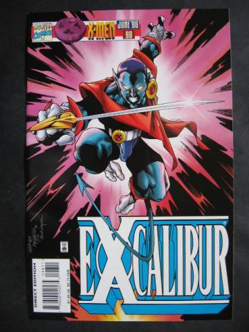 Excalibur (1988 series)  #98