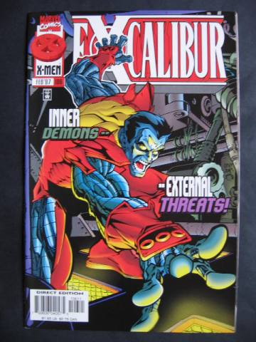 Excalibur (1988 series) #106