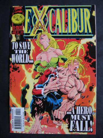 Excalibur (1988 series) #110