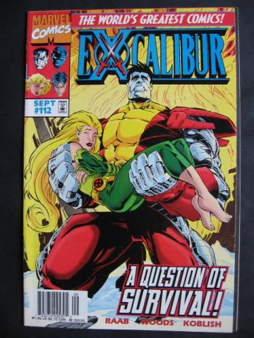 Excalibur (1988 series) #112