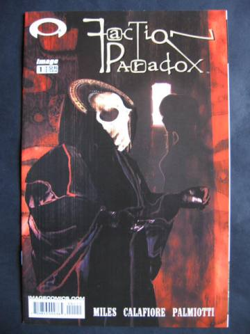 Faction Paradox #1-2 Complete mini-series