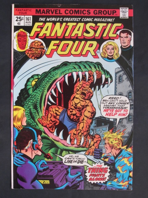 Fantastic Four (1961 series) #161