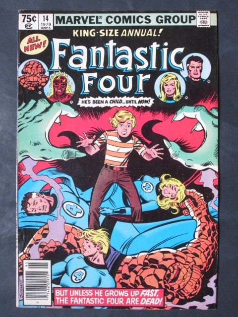 Fantastic Four (1961 series) Annual #14 VF