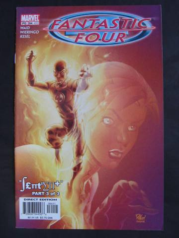 Fantastic Four (vol 3) #64