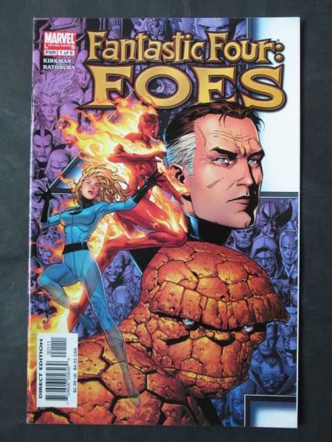 Fantastic Four: Foes #1-6 Complete mini-series