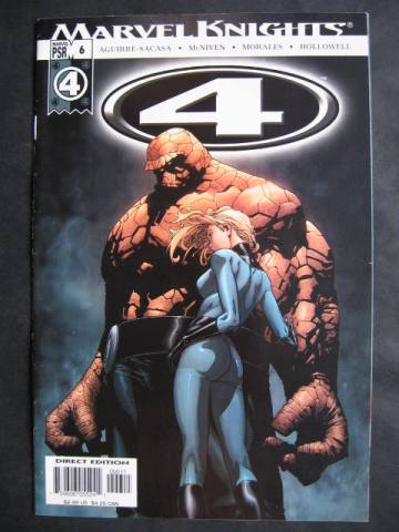 Fantastic Four (Marvel Knights 4)  #6