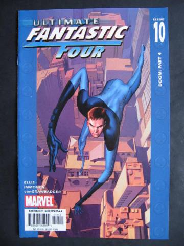 Ultimate Fantastic Four #10