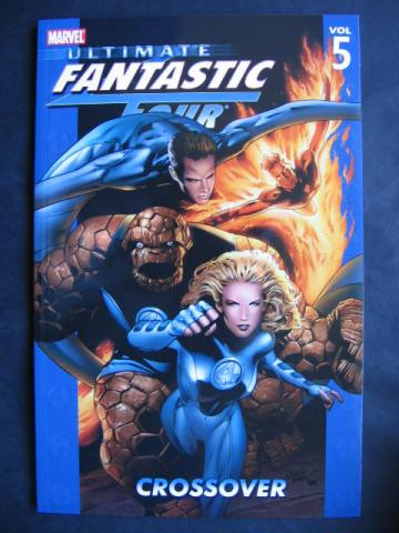 Ultimate Fantastic Four TPB #5