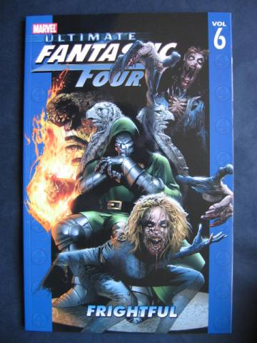 Ultimate Fantastic Four TPB #6