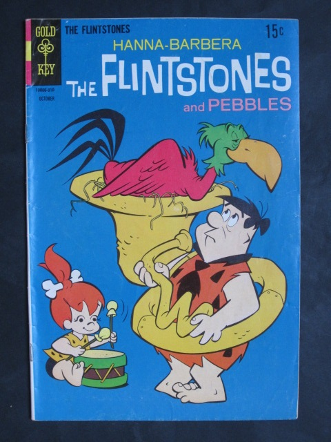 Flintstones (1961 series) #54
