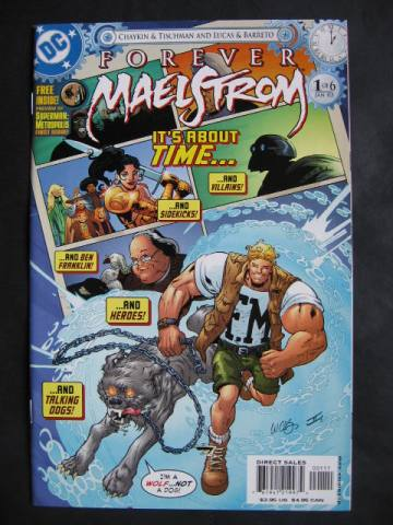 Forever Maelstrom #1-6 Complete mini-series