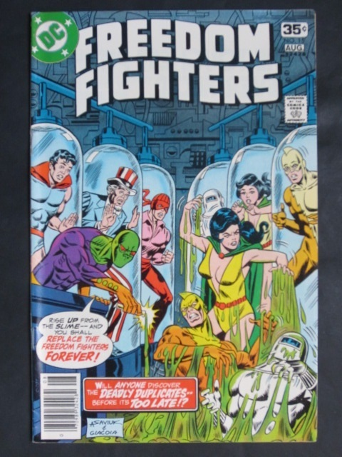 Freedom Fighters (1976 series) #15